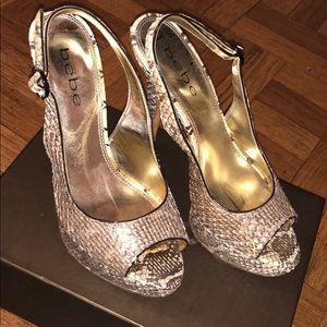 Bridget Snake heels!